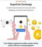 Flipkart Super Coin Exchange (Convert Times Points to Super Coins)