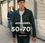 Jack and Jones Sale Flat 50% To 70% Off On Clothing And Accesories