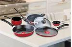 Pigeon Non- stick cookware- Favourite 7Pcs Cookware Set @ ₹999