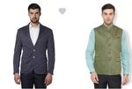 ARROW, Park Avanue & More Brands Blazers, Waistcoats And Suits 60-80% Off + Extra Discounts + Bank Offer