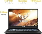 ASUS TUF FX705DT-AU028T LAPTOP (AMD RYZEN 7/ 8GB/ 512GB SSD/ WIN10/ 4GB GRAPH