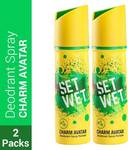 Set Wet Charm Avatar 2 at 112Rs