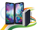 LG g8x Thinq users - Review phone on Amazon/flipkart and get 10k mAh powerbank free officially