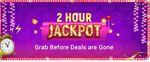 App Only - Flipkart Jackpot Deals ( 8 PM - 10 PM )