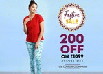Clovia Festive Sale~ Flat 200 off on 1099 across Sitewide