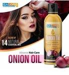 Galore Natural Onion Hair Oil Dandruff Control Hair Fall Control