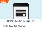 Amazon Credit Card Bill payment Flat Rs.500/200/150/100/75/25 cashback (Select Users)