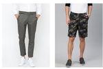 Men's Trouser , Trackpants & Jeans Upto 80% Off Starting @390