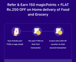Magicpin refer and earn 2021