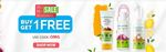 Mamaearth OMG Sale : Buy 1 Get 1 Free (sale extended till 14th)