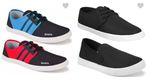 Axter Casual Shoes Pack Of 2 Shoes Starts @ 287