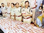 """Months of planning , successful operation of looting  25kg of gold , but one small """"gps"""" undo everything ..Now all behind bars"""