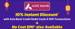 UPCOMING Flipkart Large Appliances Sale Campaign on Axis Bank Credit & Debit Card, 11th February to 15th February