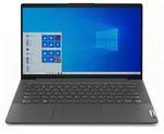 Lenovo Ideapad 5 Ryzen 7 Octa Core 4700U - (8 GB/512 GB SSD/Windows 10 Home) @ 59240 + Axis bank offer