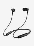 PTron InTunes Lite Wireless Bluetooth Neckband with Microphone (Black)