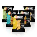 Tagz Popped Potato Chips - Combo 1 (Pack of 5)