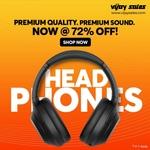 Vijay Sales - Headphone @ Up to 72% OFF