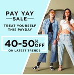Lifestyle Pay Yay Sale Get Upto 50% Off + Extra 15% Off