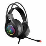 Mente Pro Performance Gaming Headset for Pro Gamers with RGM Effect 7.1 Surround Sound Gaming Headphones