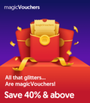 Amazon Gift Cards At 2% Discount On Magicpin
