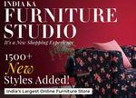 Flipkart Grand Furniture Sale [4-8 April] :- Upto 70% Off + 10% off on ICICI Cards