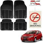 [Many Product] Riderscart (4 Pcs) Car Rubber Foot/ Floor Anti- Slip Mats Set from Rs.215 @ Amazon