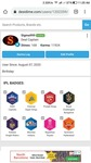 IPL BADGE - ENABLE IPL BADGE ON YOUR DP