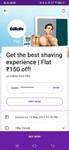 Gillette Skin Gaurd Razor Worth 350 At 200 Code : SHAVE150