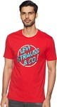 min 50% off on Levi's tshirts starting @ 439 Rs +10% Extra off with Coupon