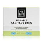 Reusable Sanitary Pads (3 Regular Pad + 1 Night Pad)