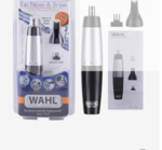 Wahl 05545-424 Ear Nose and Brow Cordless Trimmer for Men (Black) + FREE SHIPPING