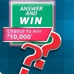 Amazon Cricket Edition Quiz ANSWER AND WIN Chance to win ₹10,000 Pay balance