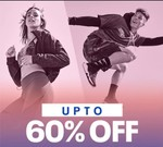 Reebok Clothing Accessories upto 60% Off On Selected Merchandise