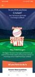 FreeCharge Cricket : Predict & Win 1000 Cashback
