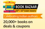 Amazon Book Bazaar Upto 40% off (10th - 14th April)