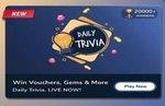 Flipkart Daily Trivia Quiz Answers for 11th Apr'21 – Win 25-100 Gems
