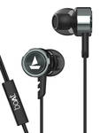boAt BassHeads 122 T Wired Earphones with Heavy Bass, Integrated Controls and Mic