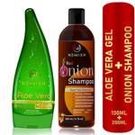 Newish Hair Care Combo (Aloe Gel & Shampoo)