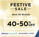 Lifestyle Best of Brands Sale - Get 40-50% Off on Top Brands