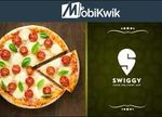 Use 100% Supercash @ Swiggy Valid from 7 PM to 11 PM today only