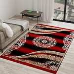 6D Velvet Designer Carpet at Rs 298 94 % discount
