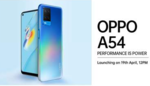 Upcoming | Oppo A54 Launching on 19th April, 12 PM