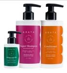 Arata Intensive Hair Fall Control Kit With Onion & Hempocado Oil