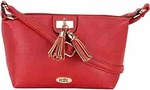 Koel by Lavie Rhone Women's Sling Bag with No (Red)