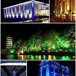 FEMINGO 50W LED Flood Light, Multicolour with remote