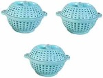 Small Size Multipurpose Solitaire Storage Basket 3 Liter Each Pack of 3 Pieces