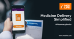 Flat Rs.400 off on minimum MRP order of Rs.1299 at Medlife (Flat 30% discount on MRP)