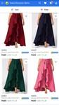 Women's skirts darzi flat 77% off ₹ 449 end in 30 min