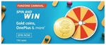 Amazon Funzone Carnival - Spin and Win – Gold Coins, OnePlus & More