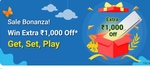 Play And Win Extra 1000 Off On AC During Cooling Days Bonanza